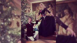 Arielle Dombasle & Vincent Darré - Merry Christmas 2020