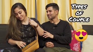 Types of Couple 😍😀 | Bengali Comedy | By Cinebap Mrinmoy ft, Aishwarya