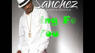 Sanchez - Longing For You lyrics