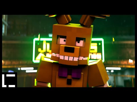 Drawn to the Bitter 2 : Charlotte | FNAF Minecraft Animated Short Film