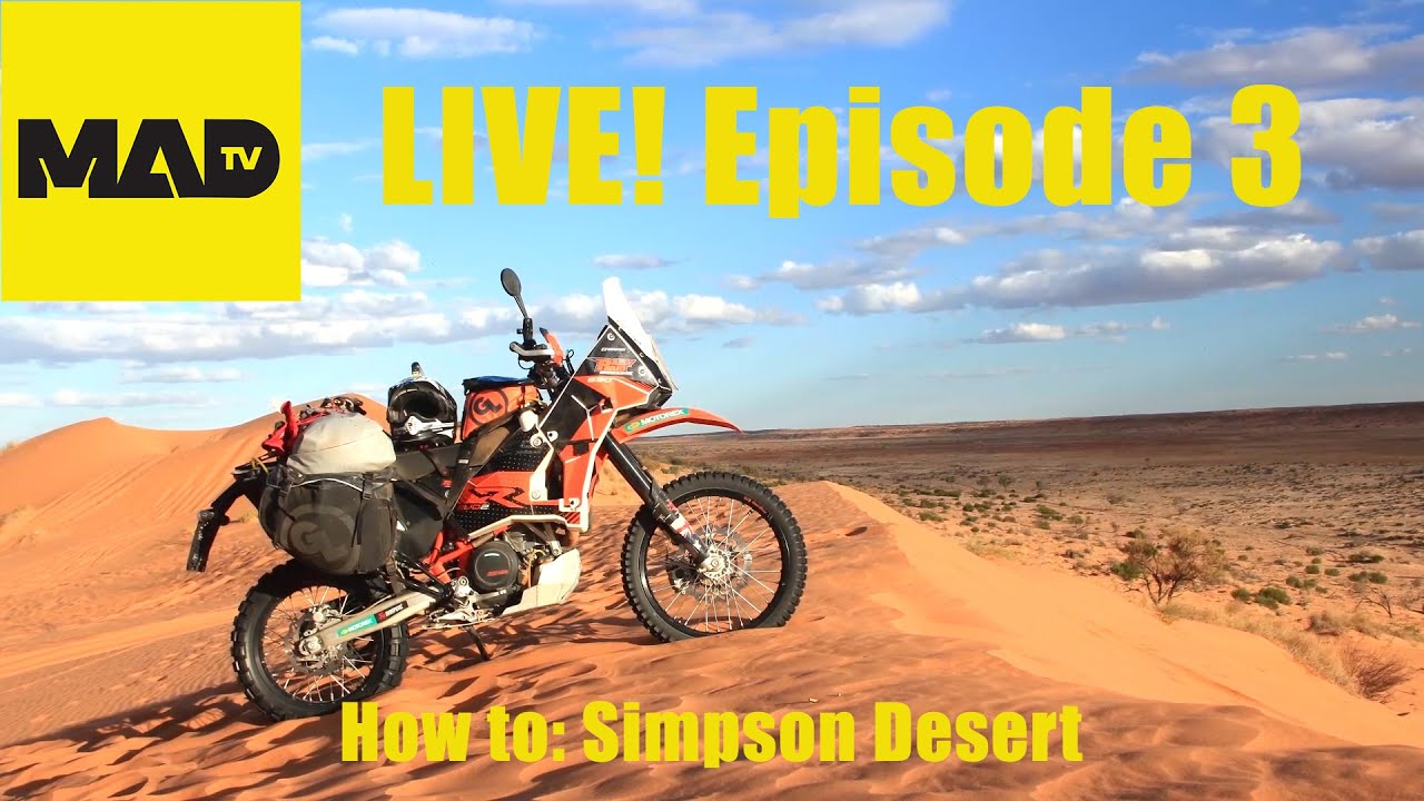 Motorcycle Adventure Dirtbike TV - Live!