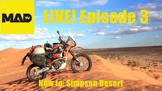 Motorcycle Adventure Dirtbike TV - Live!