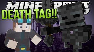 DEATH TAG!! | Minecraft: Minigame!