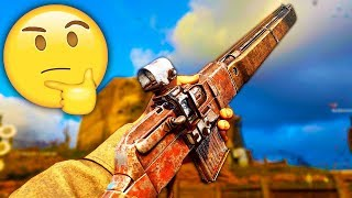 UNLOCKING THE WORST EPIC GUN in COD WW2