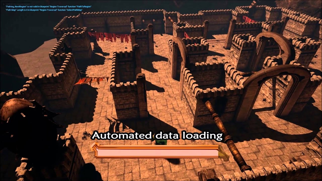Plugin region pathing advanced node traversal unreal engine forums 1 add the regions to your level and connect them you will also need to place the included 2d capture cam to review your malvernweather Choice Image