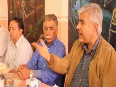 Video Conferencia Prensa FPLZ-UDENA II/VIII/2012