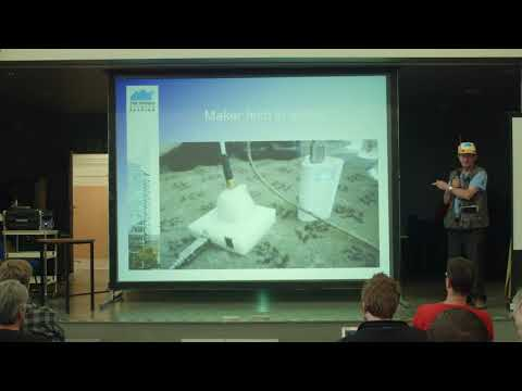 The Things Network, Mike Beardmore & Mark Hill (OSHCamp 2016)