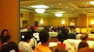 2010 Bed Making Contest-san Antonio