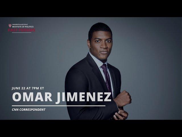 Fast Forum with Omar Jimenez