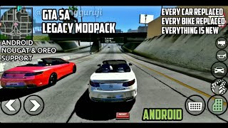 Video GTA INDIA: LEGACY Modpack GTA SA ANDROID | 1080p Cinematic | Android Nougat ,Oreo Support download MP3, 3GP, MP4, WEBM, AVI, FLV Juli 2018