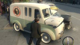 Mafia 2 Free-Roam Gameplay
