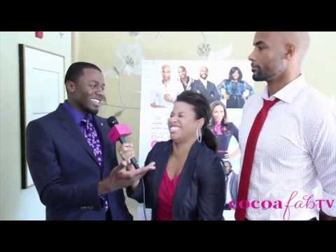Boris Kodjoe & Derek Luke Argue Women Gaining Weight & Baggage Claim