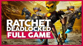 Ratchet: Deadlocked | Full Gameplay/Playthrough | PS3 60ᶠᵖˢ | No Commentary