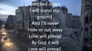 Maher Zain Love Will Prevail lyrics