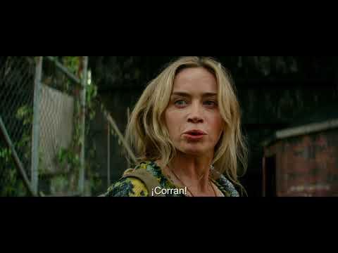 UN LUGAR EN SILENCIO PARTE II | Próximamente en cines