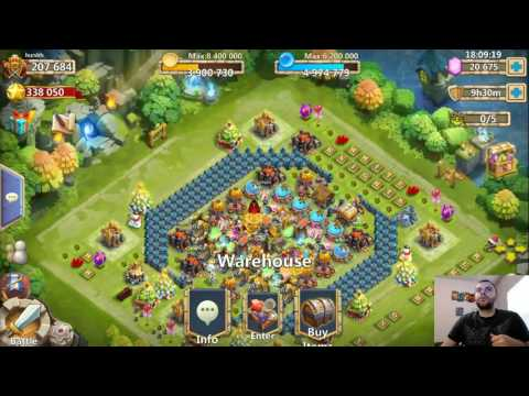Castle Clash: Fastest Way To Get Honor Badges