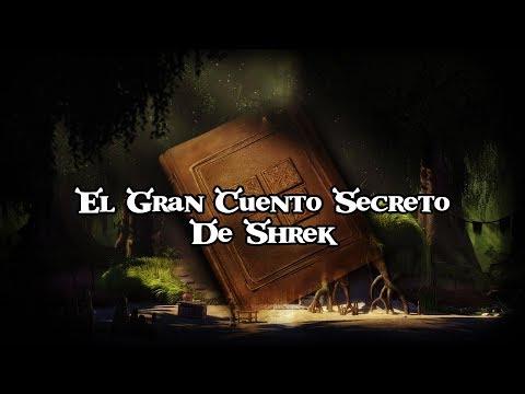 | El Gran Cuento Secreto De Shrek | Con La Voz De Shrek De Invitado Especial | Teorías De Shrek |