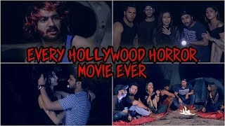 Every Hollywood Horror Movie Ever | Episode 1 |...