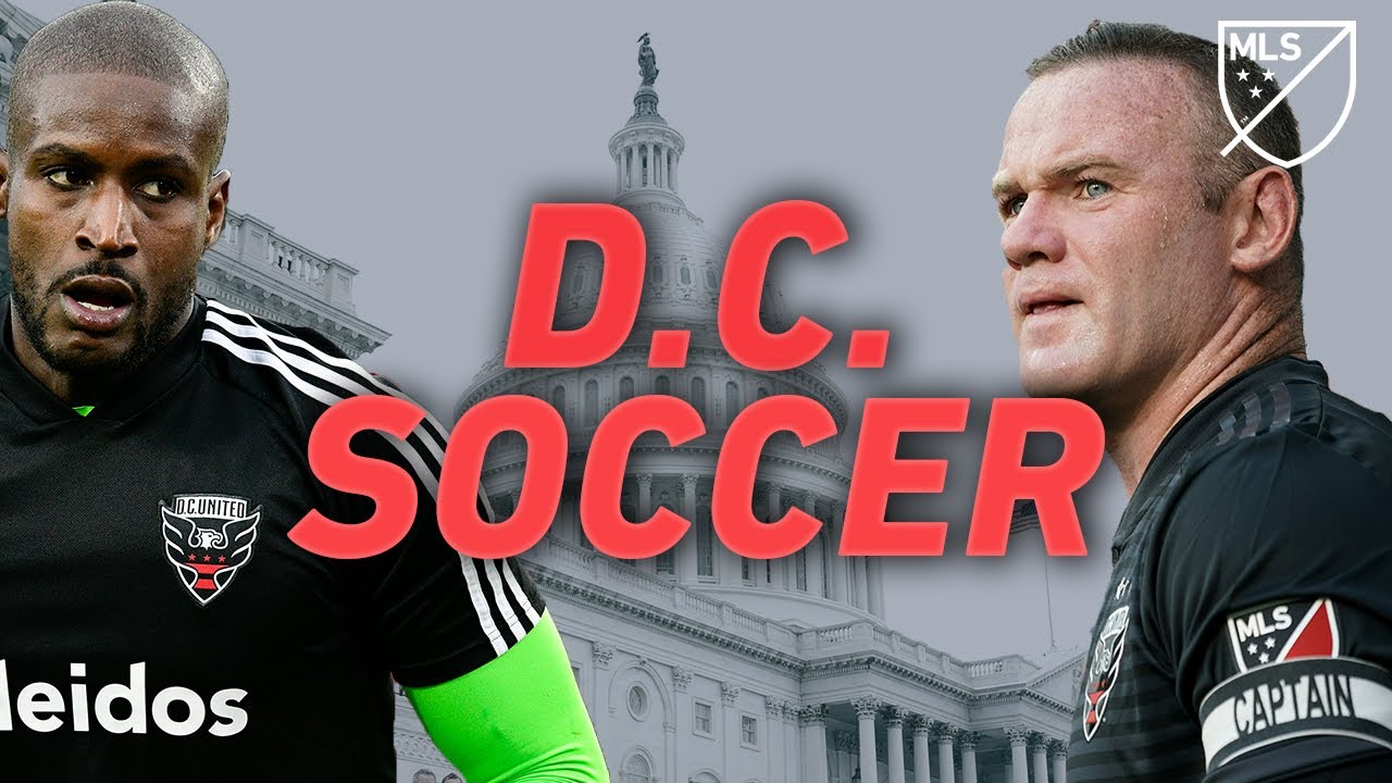 History on the Field, History off the Field—D.C. Soccer Stories