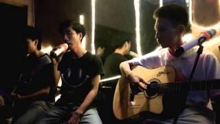 Đêm Định Mệnh _ Tuấn Đạt ft Thạo Acoustic (Guitar Cover)