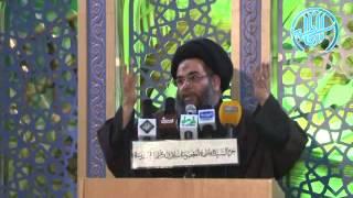 السید عادل العلوي 4 رمضان 1435  تفسیر دعاء مکارم الأخلاق