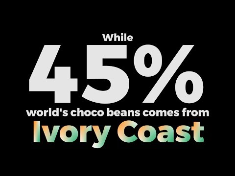 Slavery in Chocolate Industry - an Overview (Business Ethics)