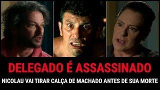 O Sétimo Guardião: Machado vai sofrer antes de ser assassinado