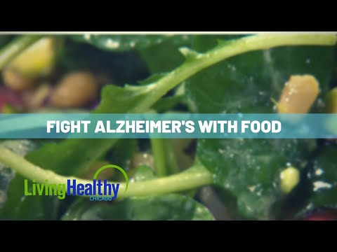 Alzheimer's Prevention Diet | Living Healthy Chicago