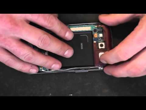 Samsung Galaxy S3 I9300 LCD Touch Screen Repair - Allan C
