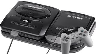 DEMO | Sega CD running on Playstation Classic!