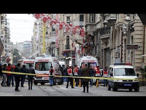 İstanbul'un Kalbinde Patlama: 4 ölü
