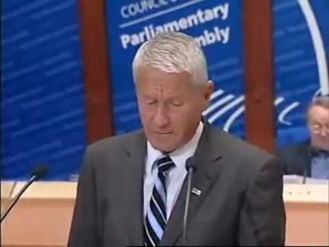 Thorbjørn Jagland elected Secretary General