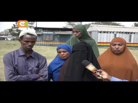 Kijana anayeshukiwa na polisi kuwa Al Shabaab ajisalimisha Huruma