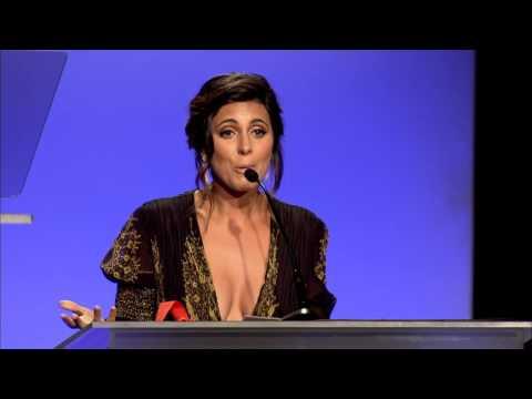 2017 Gala JamieLynn Sigler Speech