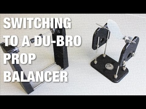 Why I'm Switching to the DU-BRO Tru-Spin Prop Balancer from Top Flite  Powerpoint Magentic Balancer
