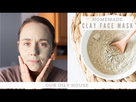 bentonite-clay-face-mask-recipe-|-clay-mask-for-face-|-benefits-of-clay-for-skin