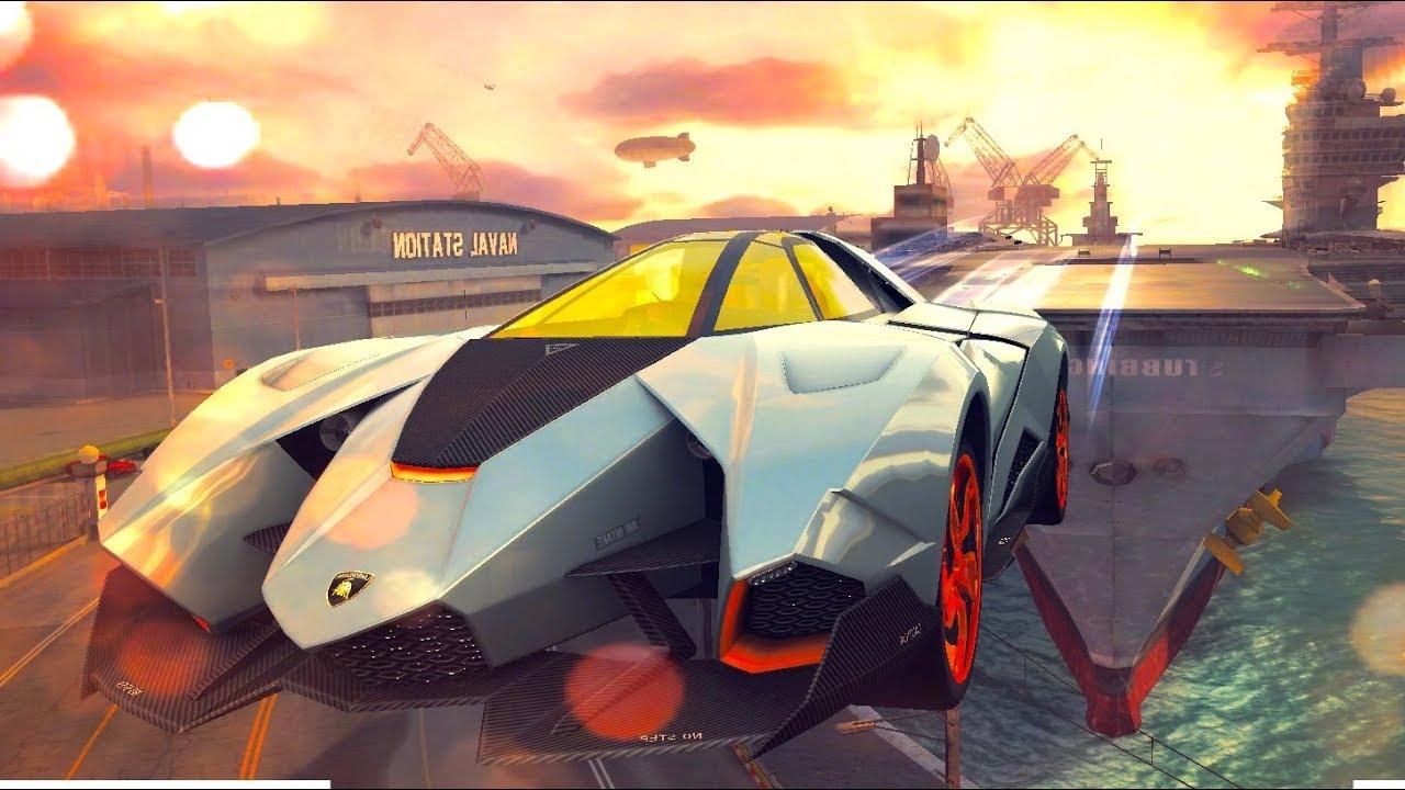 Asphalt 8 Lamborghini Egoista Multiplayer Youtube