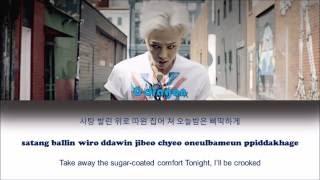 G-dragon Crooked Lyrics [Han/Rom/Eng] Mp3