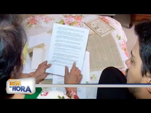 Emoção: mães falam sobre cartas psicografadas pelos filhos