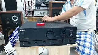Amply kenwood da-9010,amply 9010,kenwood khủng. Việt audio vĩnh long/đt.0963721519.test hàng gò về.