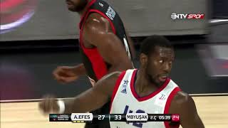 Basketbol Süper Ligi 8. Hafta: Anadolu Efes - Muratbey Uşak