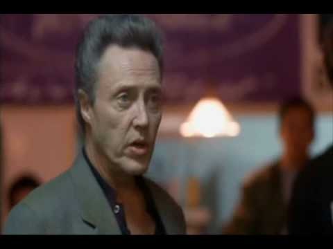 Christopher Walken  I'm a millionaire  Poolhall Junkies