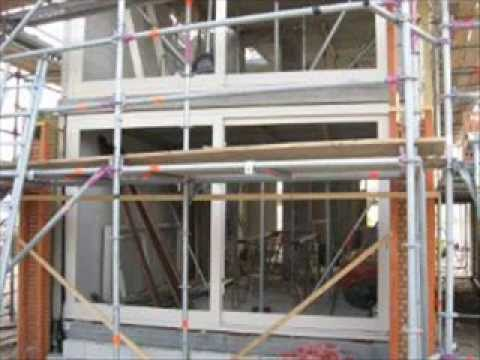 Bouwbedrijf amsterdam nieuwbouw woning bouwen aannemer for Aannemer huis bouwen
