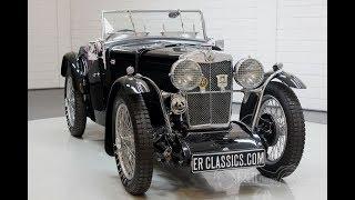 MG J2 Midget 1933 -VIDEO- www.ERclassics.com