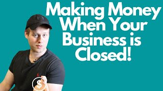 Making Money When Your Business is Closed | Personal Training Studio