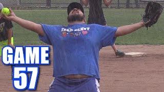 BOSTON RAIN!   On-Season Softball Series   Game 57