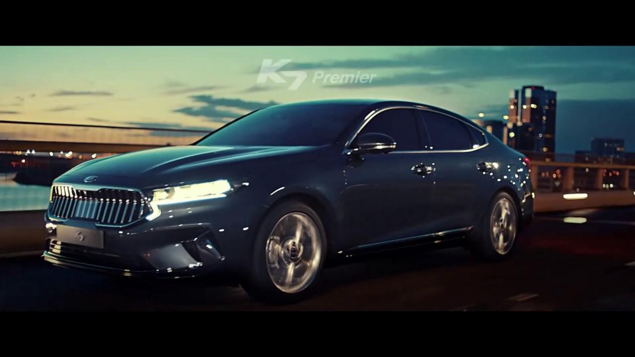 Kia Cadenza 2020 K7 Premier Debut