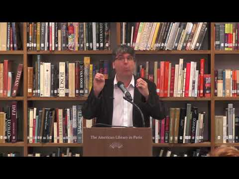 Jean Benoit Nadeau @ The American Library in Paris | 7 November 2017