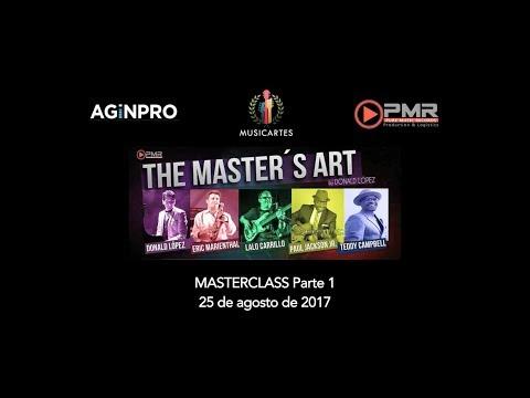 The Master's Art   Masterclass Parte I