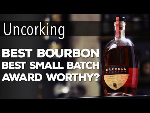 Uncorking Barrell Bourbon